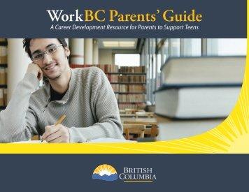 WorkBC Parents' Guide