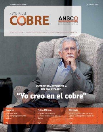 Revista del Cobre, Abril 2016