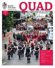 Quad Issue 1 APR 2016