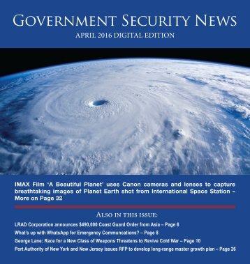 GSN Digital Edition April 2016