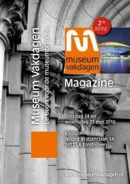Museum Vakdagen 2016