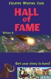 Hall of Fame volume 6