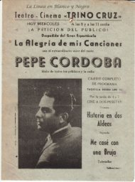 Pepe Cordoba - La Alegria de mis canciones