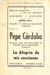 Pepe Cordoba - La Alegria de mis canciones 0