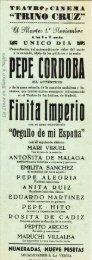 Pepe Cordoba y Finita Impero - Orgullo de mi España