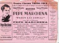 Pepe Marchena - Pasan las Coplas