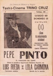 Pepe Pinto Luis Rueda y Lola Carmona 0