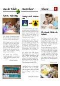 Schulzeitung 12-2009neu - Guttannen - Kibs.ch - Seite 2