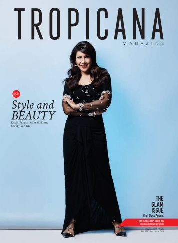 TROPICANA MAGAZINE MAY-JUNE 2016