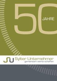 Chronik - 50 Jahre Sylter Unternehmer
