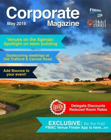 Corporate Magazine May 2016