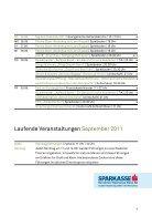 Kultur- und Veranstaltungskalender September 2011 - Seite 5