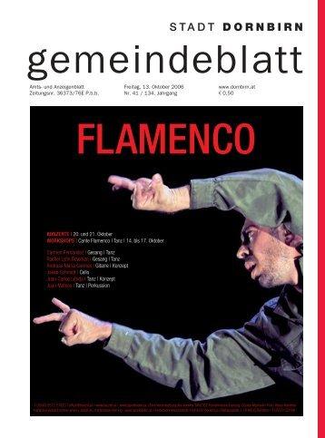 Gemeindeblatt Nr.41 vom 13. Oktober 2006