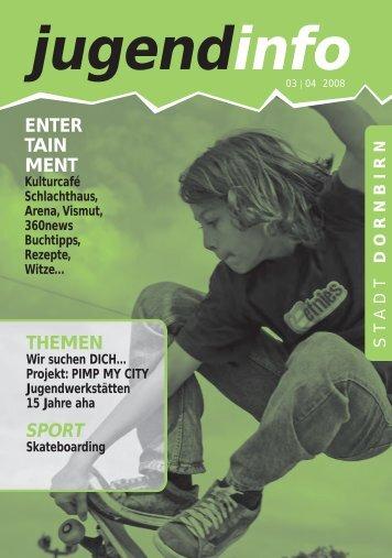 jugendinfo - Dornbirn Online