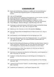 4. Schachtel 289 - 369