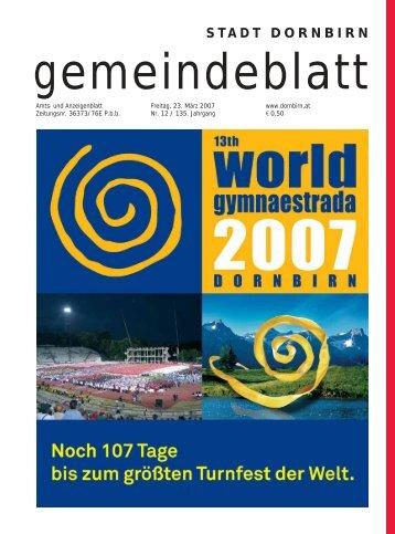 Gemeindeblatt Nr.11 vom 09. M