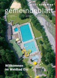 Gemeindeblatt Nr.27 vom 06.juli 2006