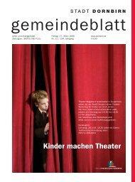 Gemeindeblatt Nr. 11 vom 17. M