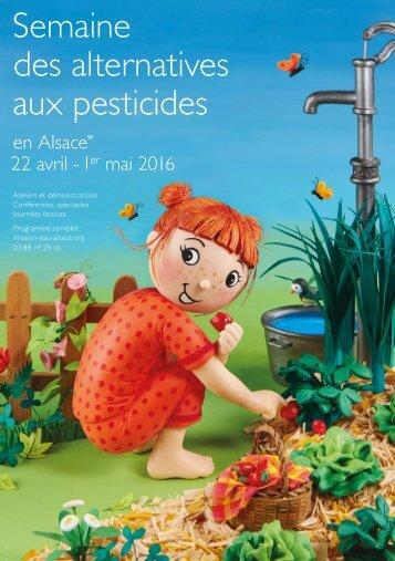 des alternatives aux pesticides