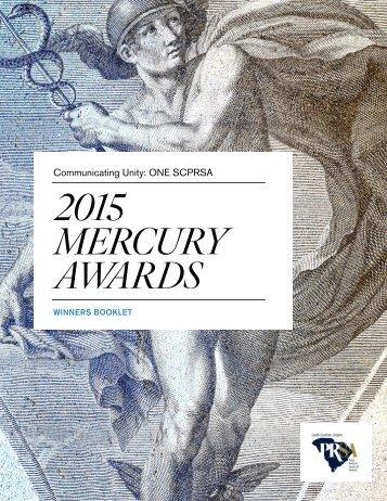 MERCURY AWARDS