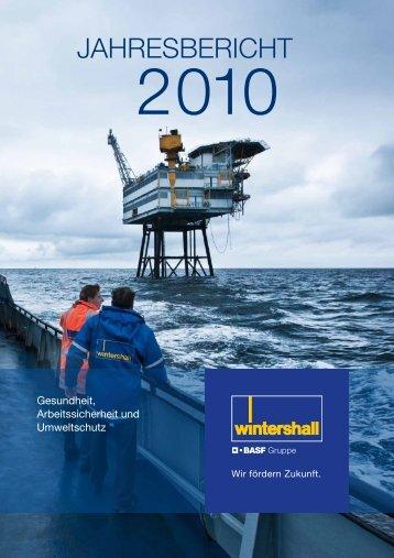 HSE Jahresbericht 2010 (deutsch) - WINTERSHALL