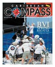 Caribbean Compass Yachting Magazine May 2016