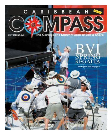 Caribbean Compass Yachting Magazine May 2016