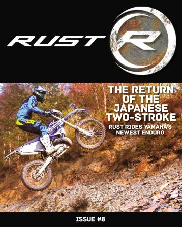 RUST magazine: Rust#8