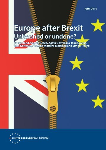 Europe after Brexit