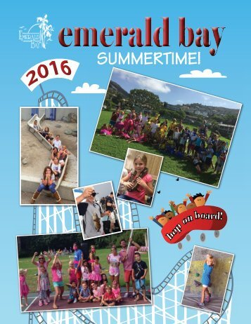 EB 2016 Summer Program Final Revised