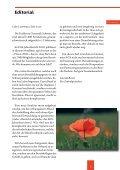 Jahresbericht 2010 - Fachleute Geomatik Schweiz - Seite 3