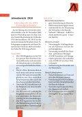 Jahresbericht 2010 - Fachleute Geomatik Schweiz - Seite 4