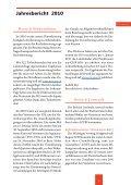 Jahresbericht 2010 - Fachleute Geomatik Schweiz - Seite 7