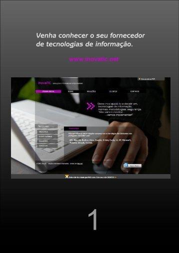 inovaTIC - soluções informáticas empresariais.