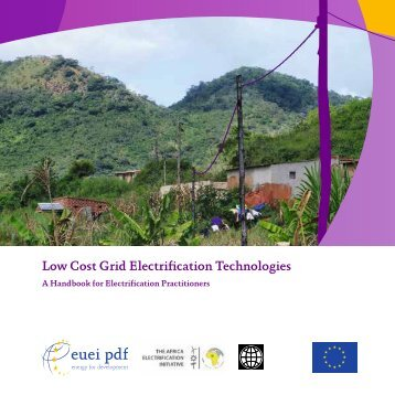 Low Cost Grid Electrification Technologies