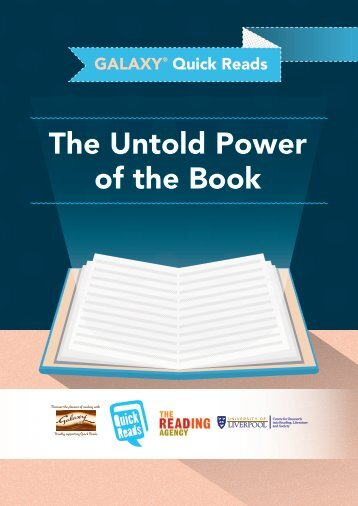 The Untold Power of the Book