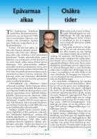 Pohjanmaan Opettaja 1/2016 - Page 5