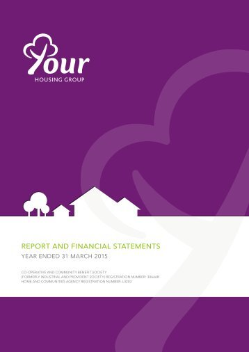 REPORT AND FINANCIAL STATEMENTS