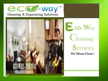 Cleaning Service New Jersey