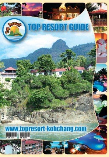 Top-Resort Broschüre 2013