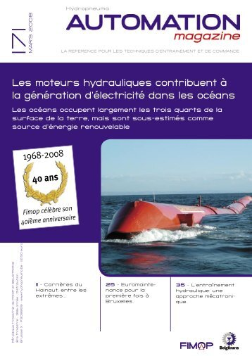 Automation 171-mars FR.indd - Belgitrans