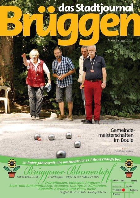 BÜLTER! - Stadtjournal Brüggen