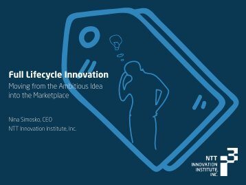 Full Lifecycle Innovation