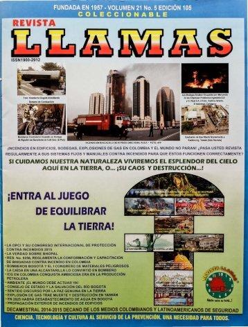 Revista Llamas # 105