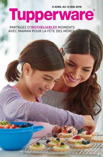 D'INOUBLIABLES MOMENTS AVEC MAMAN POUR LA FÊTE DES MÈRES