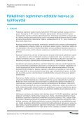 Paikallinen sopiminen edistäisi kasvua ja työllisyyttä - Page 3