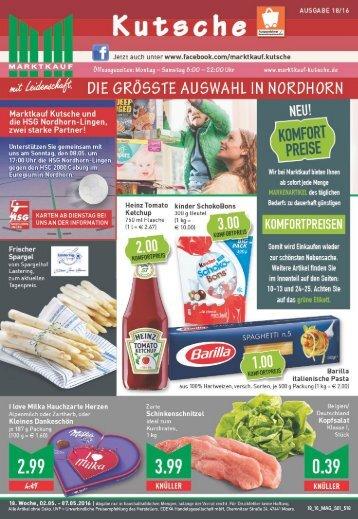 Marktkauf Kutsche KW18