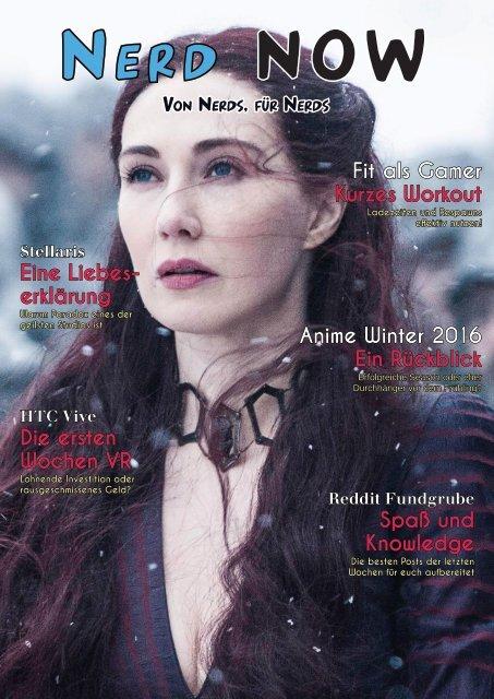 Nerd NOW Magazin #1