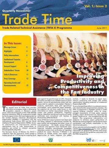 Trade Time - TRTA Pakistan