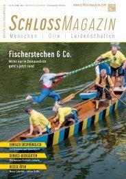 SchlossMagazin Bayerisch-Schwaben Mai 2016